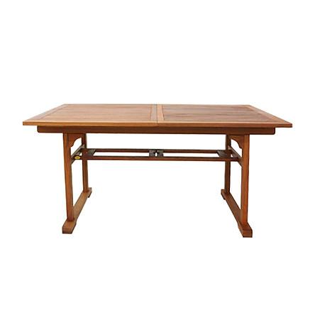 Bàn Xếp Mở Rộng Karang IBIE NT3027 (150 x 98 x 72 cm) - Nâu