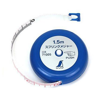 THƯỚC CUỐN SỢI 1.5m SHINWA 71005