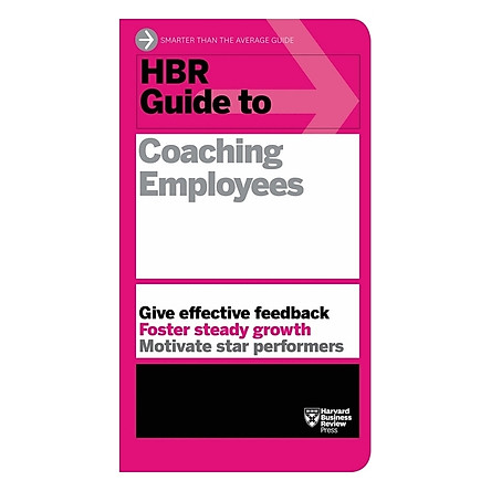 Harvard Business Review: Guide To Coaching Employees
