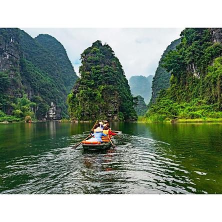 (Tour Lễ hội 2020) Chùa Tam Trúc - Tràng An