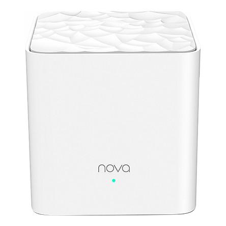 Bộ Phát Wifi Dạng Lưới Mesh Tenda Nova MW3 (1 cái) - Hàng Chính Hãng