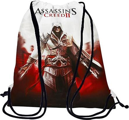 Túi Rút In Hình Assassins Creed  BDGM022
