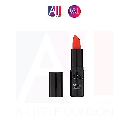 Son MUA Makeup Academy Satin Lipstick