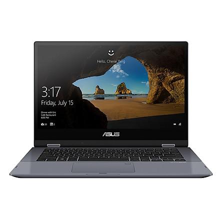 Laptop Asus Vivobook Flip 14 TP412UA-EC070T Core i5-8250U/ Win10 (14.0 inch FHD IPS) - Hàng Chính Hãng