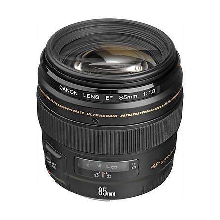 Lens Canon EF 85mm f/1.8 USM (Lê Bảo Minh) - Hàng Chính Hãng