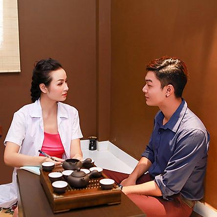 Massage Ấn Huyệt Trị Viêm Xoang Tại Budd Spa & Retreat