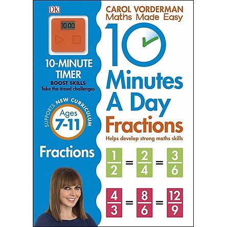Fractions Ages 7-11
