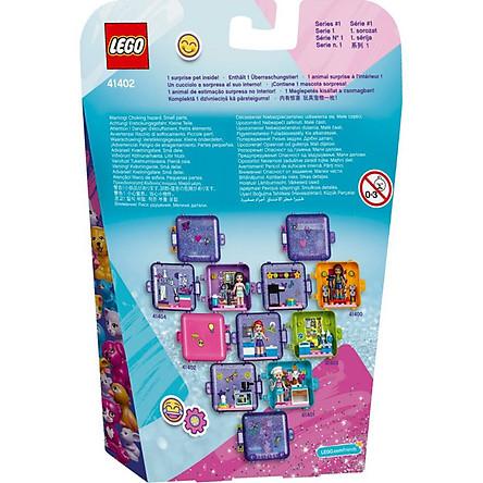 Đồ Chơi Lắp Ghép LEGO Friends Hộp Phụ Kiện Đồ Chơi Của Olivia 41402