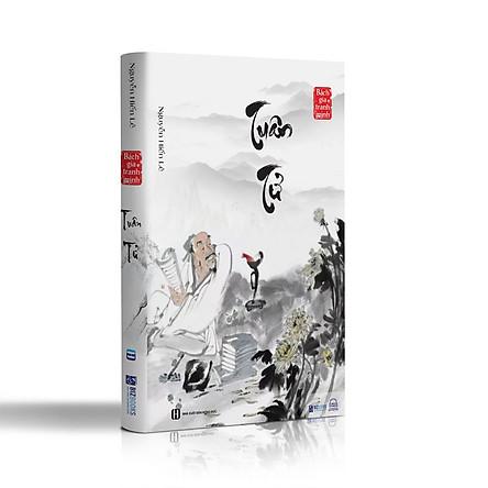 Sách - Tuân Tử - Nguyễn Hiến Lê (Tuyển Tập Bách Gia Tranh Minh)