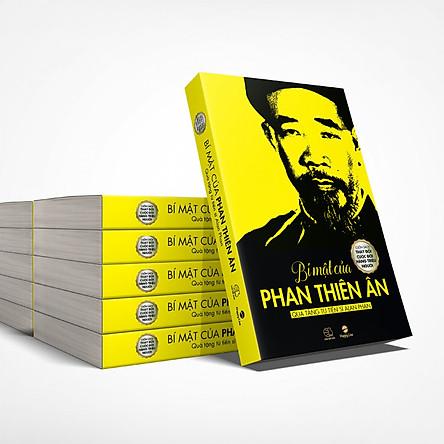 Combo 20 cuốn Bí mật của Phan Thiên Ân – Lan tỏa bí mật thành công và giàu có