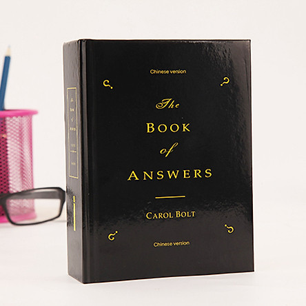 The BOOK of ANSWERS (Sách đáp án) V.2