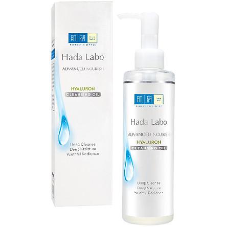 Dầu Tẩy Trang Hada Labo Advanced Nourish Hyaluron Cleansing Oil (200ml)