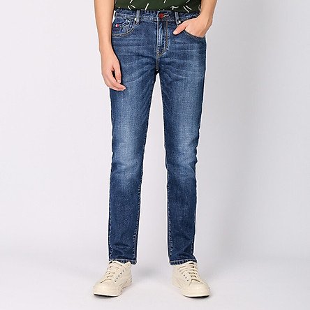 Quần Jeans Thời Trang Nam Pierre Cardin 203808-0800