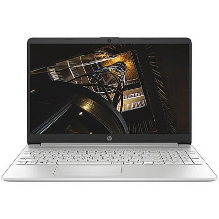 Laptop HP 15s-fq1107TU 193Q3PA (Core i3-1005G1/ 4GB DDR4 2666MHz/ 256GB SSD M.2 NVMe/ 15.6 SVA/ Win10) - Hàng Chính Hãng