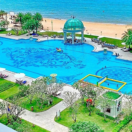 Villa Vinpearl Resort & Golf Phú Quốc 2N1Đ | Ăn 3 Bữa & Vui chơi Vinwonder + Safari - Tặng phiếu quà tặng trị giá 700.000vnđ/phòng/villa