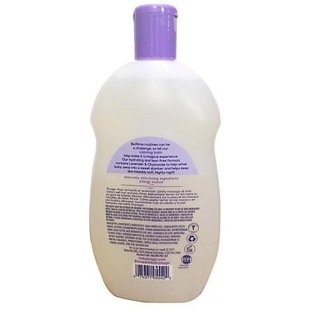 Tắm gội cho bé Baby Magic Lavender 488ml