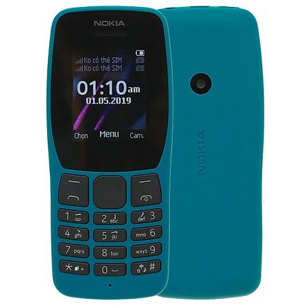 Điện Thoại Nokia 110 Dual Sim (2019) - Hàng Chính Hãng