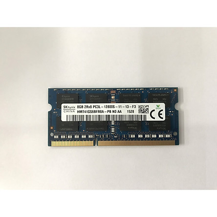 RAM Laptop Hynix 8GB DDR3L Bus 1600MHz - Hàng Nhập Khẩu