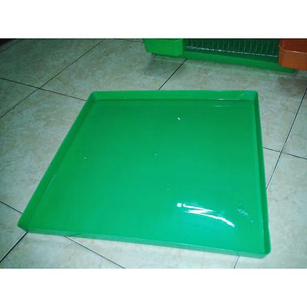 Combo 10 Khay hứng phân nhựa cho lồng chim bồ câu công nghiệp