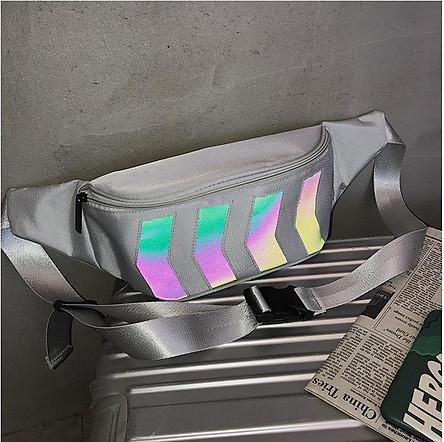 Túi xách đeo chéo phản quang nam nữ cực đẹp Mituze TX36