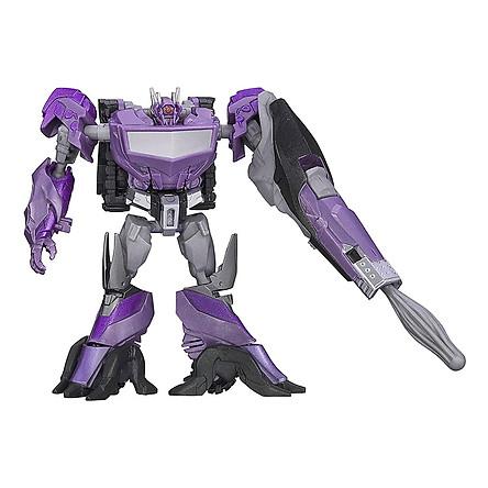 Mô Hình Shockwave Hasbro - Robot biến hình Transformer Beast Hunters