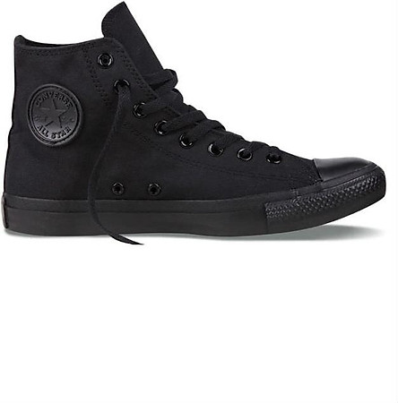 Giày Sneaker Unisex Converse Chuck Taylor All Star Classic All Hi - Black