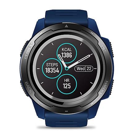 Zeblaze VIBE 5 Smart Watch Female/Male Smart Bracelet Digital Watch IPS Color Screen 240*240 Pixel Resolution IP67