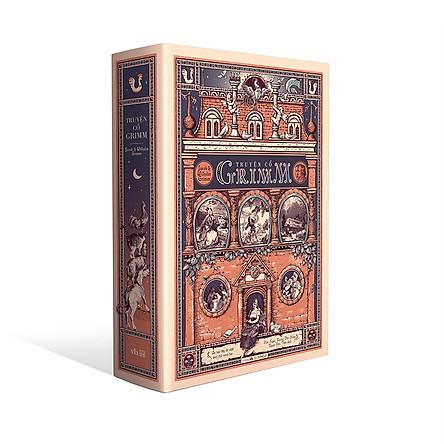 Truyện cổ Grimm (Ấn bản đầy đủ nhất kèm 184 minh họa của Philipp Grot Johann và Robert Leinweber)