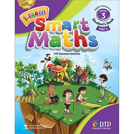 i-Learn Smart Maths Grade 3 Student's Book Part 2 (ENG-VN)