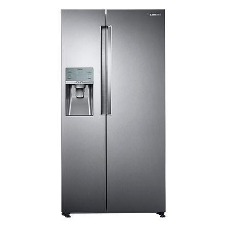 Tủ Lạnh Side By Side Inverter Samsung RS58K6667SL (575L) - Hàng chính hãng