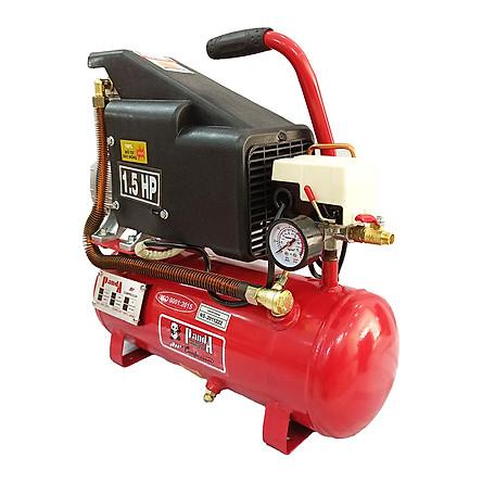 Máy nén khí chạy dầu Panda PT4213,  Bình 12L, Công suất 1.5HP, Dùng bơm xe, bắn đinh, vặn ốc
