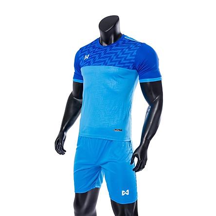 Bộ quần áo thể thao đá banh nam thời trang Everest WR301 Nhiều màu