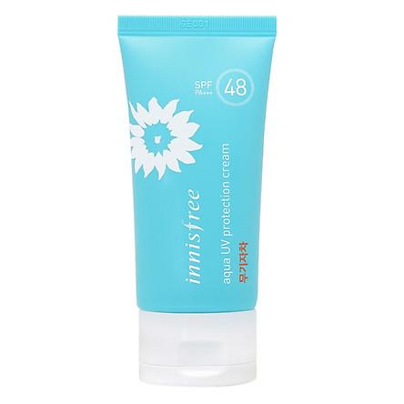 Kem Chống Nắng Dưỡng Ẩm Innisfree Aqua.Uv.Pro.Cream.Mineral Spf48 (50ml)