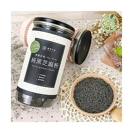 Bột vừng đen tự nhiên Green Market - 300g/ lọ