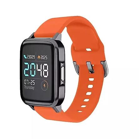 Đồng hồ thông minh xiaomi Haylou LS02 Dây đeo mềm bằng silicon