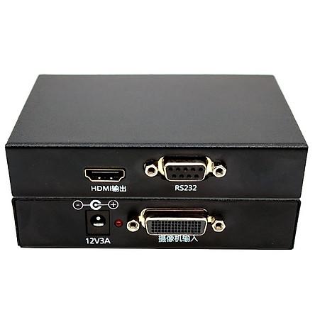 Bộ chuyển đổi HDCI to HDMI, RS232 Com cho các thiết bị Polycom - Hàng Nhập Khẩu