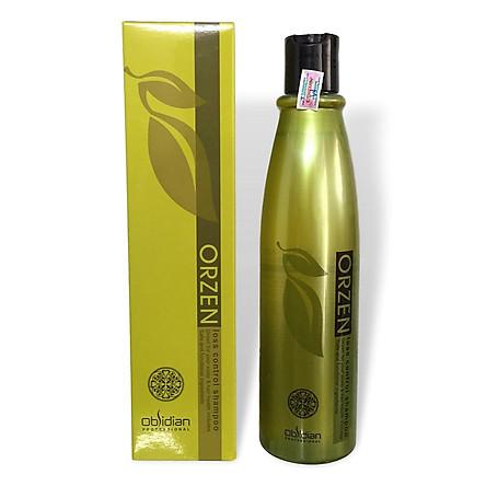 Dầu gội kích thích mọc tóc Obsidian Orzen Loss Control shampoo 320ml