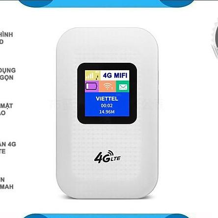 Phát sóng wifi từ sim 4G LTE A900 model M90/M100 có màn hình LCD