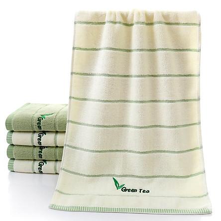 Khăn tắm dày 34 x 75 cm chất liệu 100 cotton 100g 87116