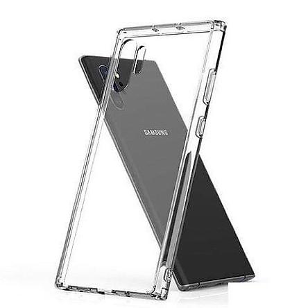 Ốp lưng cho Samsung Note 10 Plus hiệu Likgus chống sốc PC + TPU 2 trong 1 - Hàng nhập khẩu