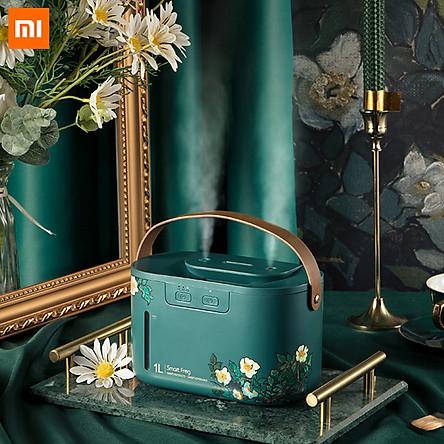 Máy xông tinh dầu Xiaomi Ecological Chain Ultrasonic Air Humidifier 1L, tạo ẩm lọc không khí , phun sương