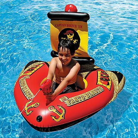Phao thuyền trưởng cướp biển cho trẻ em