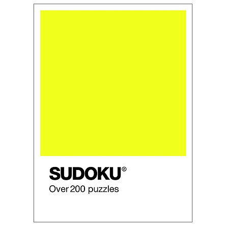 Colour Block Puzzle - Sudoku (Yellow)