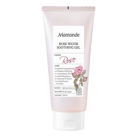 Gel Dưỡng Ẩm Mamonde Rose Water Soothing Gel 300ml