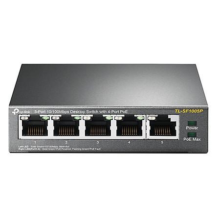 Cổng nối mạng TP-LINK TL-SF1005P - Hàng chính hãng