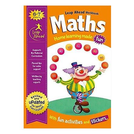 Leap Ahead: 6-7 Years Maths