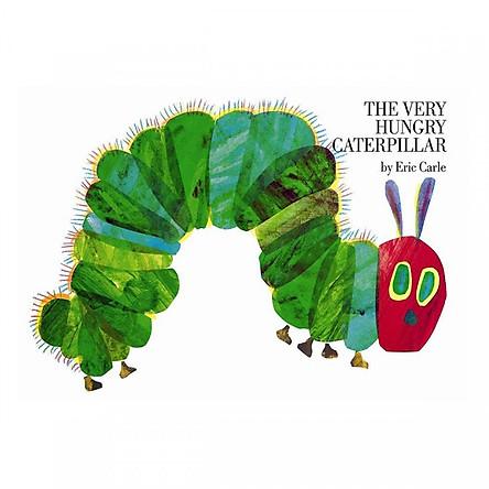 Chú Sâu Háu Ăn - The Very Hungry Caterpillar (Phiên Bản Khổ Lớn)