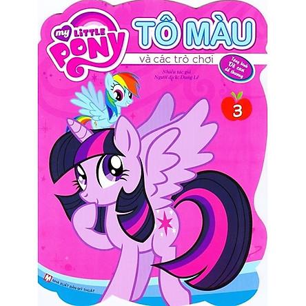 My Little Pony - Tô Màu Và Các Trò Chơi 3