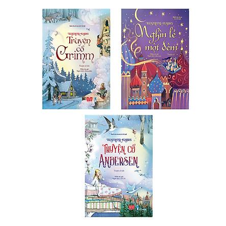 Combo Illustrated Classics (3 Tập)