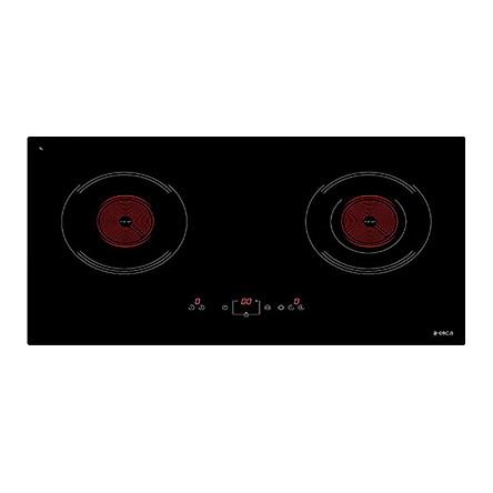 Bếp Âm Hồng Ngoại Đôi Elica H7 – EVCH7520BL (70cm - 3400W) - Hàng Chính Hãng